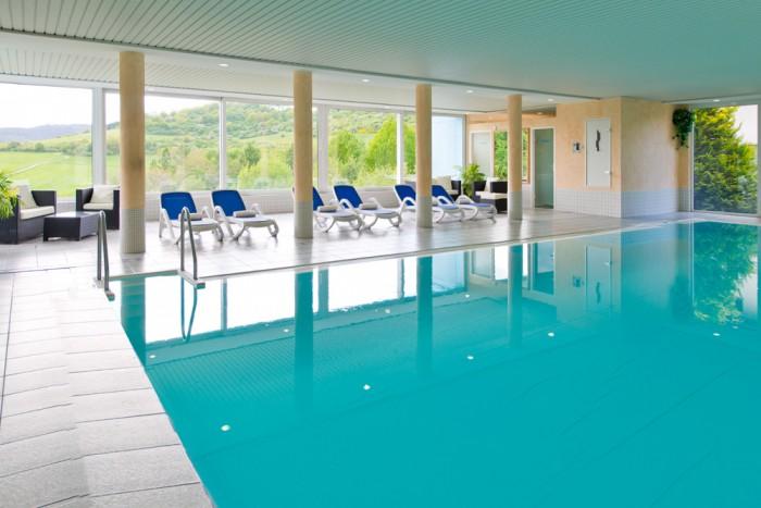 Hotel mit schwimmbad eifel